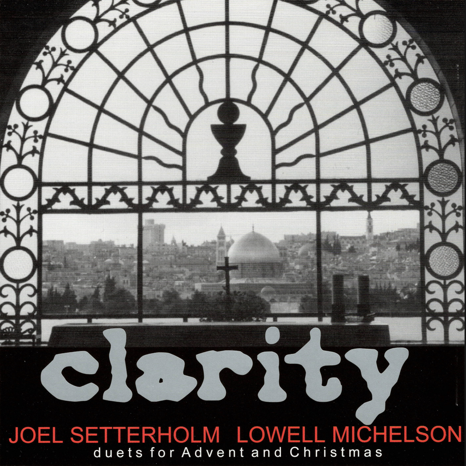 Clarity - Duets for Advent and Christmas (Download)